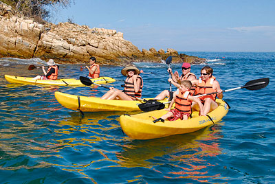 Water Activities In Puerto Vallarta