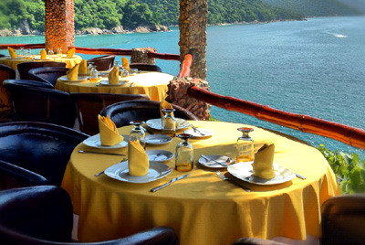 Five Fantastic Restaurants in Puerto Vallarta