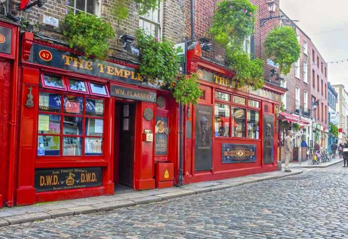 Hoteles en Dublin