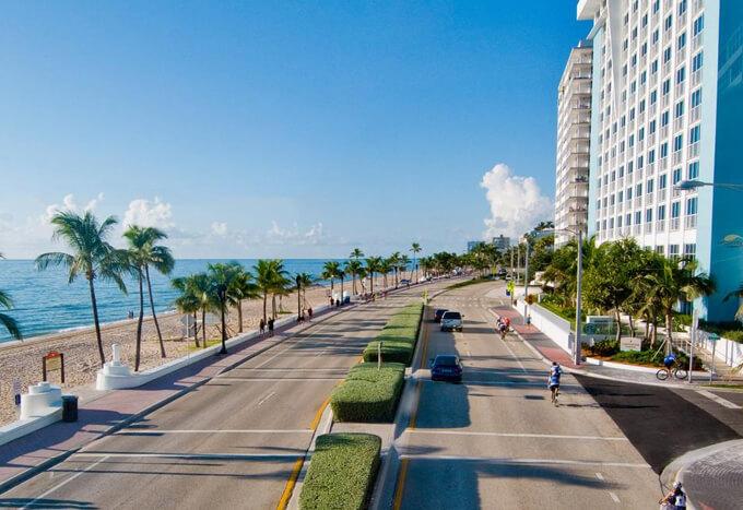 Hoteles en Fort Lauderdale