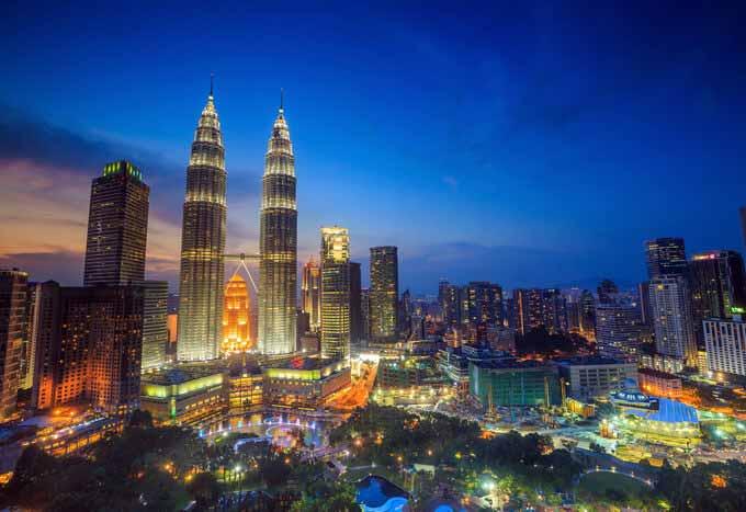Vuelos a Kuala Lumpur