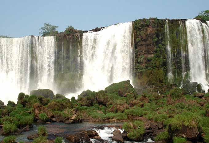 Hoteles en Puerto Iguazu