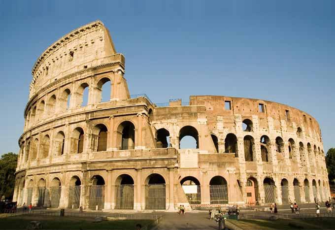 Paquetes a Roma