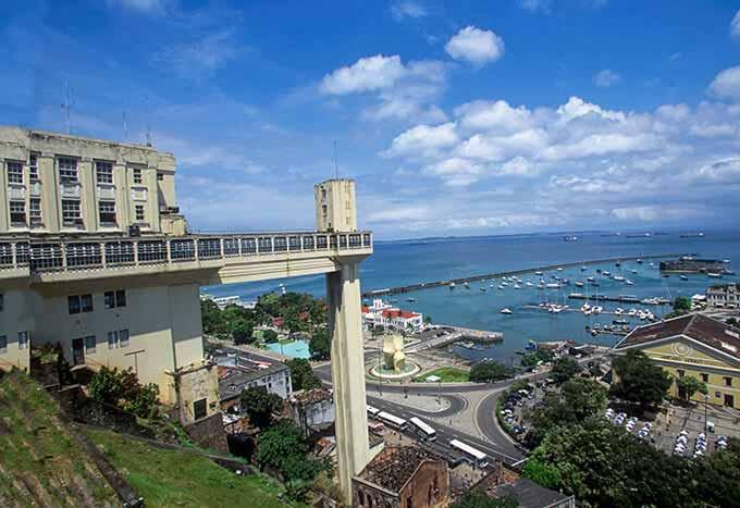 Hoteles en Salvador de Bahia