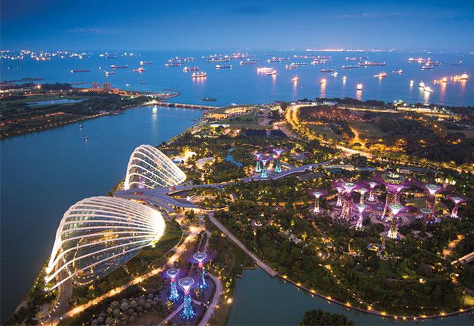 Vuelos a Singapur