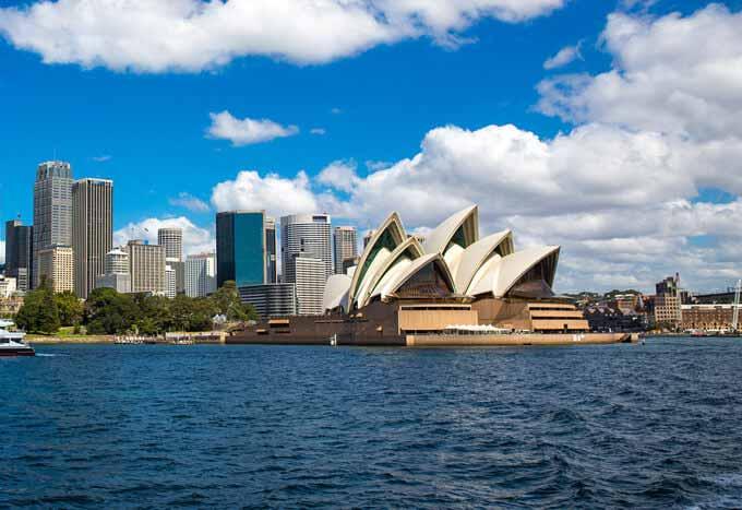 Hoteles en Sydney