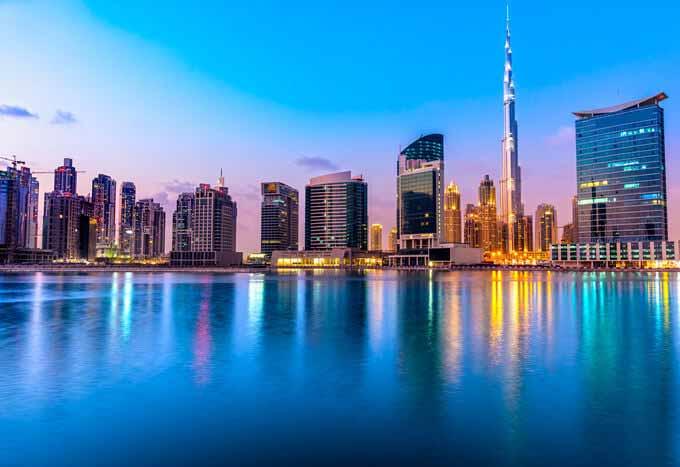 Vuelos a Dubai
