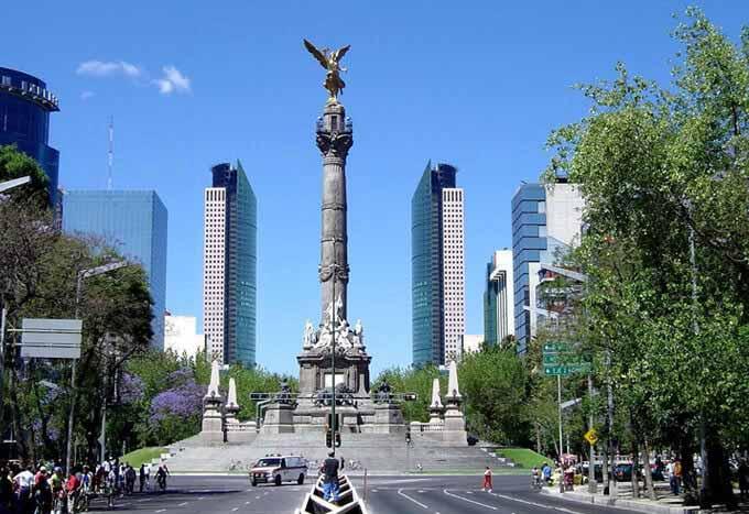 Vuelos a Mexico DF