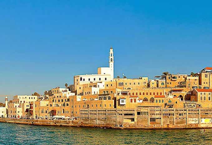 Vuelos a Tel Aviv