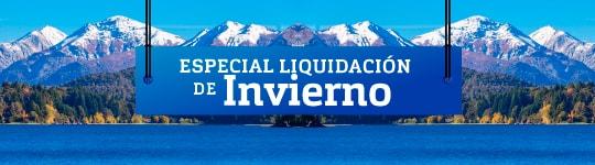 Especial Liquidación de Invierno