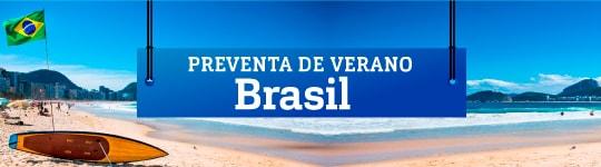Especial pre venta Verano BRASIL