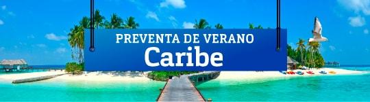 Especial pre venta Verano CARIBE