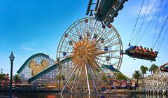 Disneyland Californian Adventure