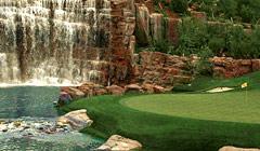 Golf en Las Vegas