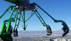 Juegos Mecánicos en Las Vegas