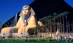 Hoteles Temáticos en Las Vegas