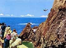 Cliff Divers of La Quebrada