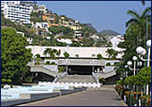 Convention Center in Acapulco