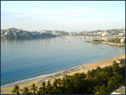 Beaches in Acapulco