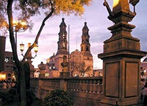 The Aguascalientes Cathedral