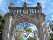 Jardín y Templo de San Marcos