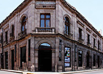 Contemporary Art Museum in Aguascalientes