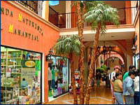 Michoacan shopping malls