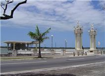Ponte do Imperador en Aracajú