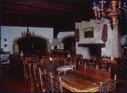 Restaurante del Hotel Misión