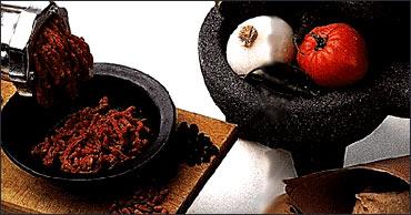 Gastronomía en Barrancas del Cobre