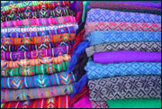 Textiles in Copper Canyon