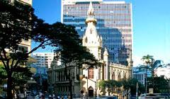 Edificios en Belo Horizonte