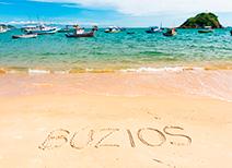 Playas en Búzios