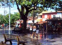 Plaza Santos Dumont