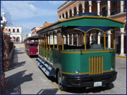 Tranvía de Campeche