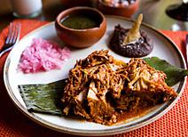 Comida típica de Campeche