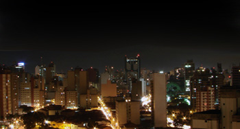 Nightlife in Campinas, Brazil