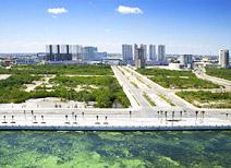 Malecón Tajamar Cancún