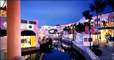 Centros Comerciales y Tiendas en Cancún