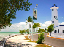 The Boulevard in Chetumal