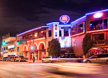 Nightlife in Ciudad Juarez