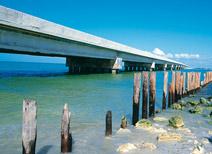 Puente El Zacatal en Ciudad del Carmen