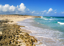 East Side Beaches in Cozumel