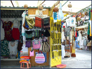 Crafts in Cozumel
