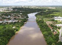 Vista panorámica de Cuiabá