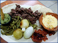 Traditional Dishes in Durango