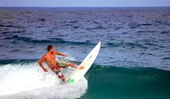 Surf en Florianópolis