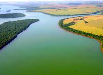 Lago Itaipú