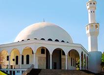 Mezquita en Foz de Iguazú