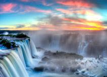 Cataratas de Iguazú, Brasil